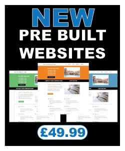 Pre Built Websites